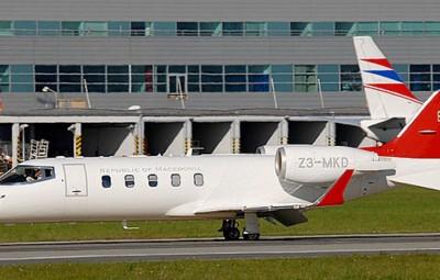 владин авион