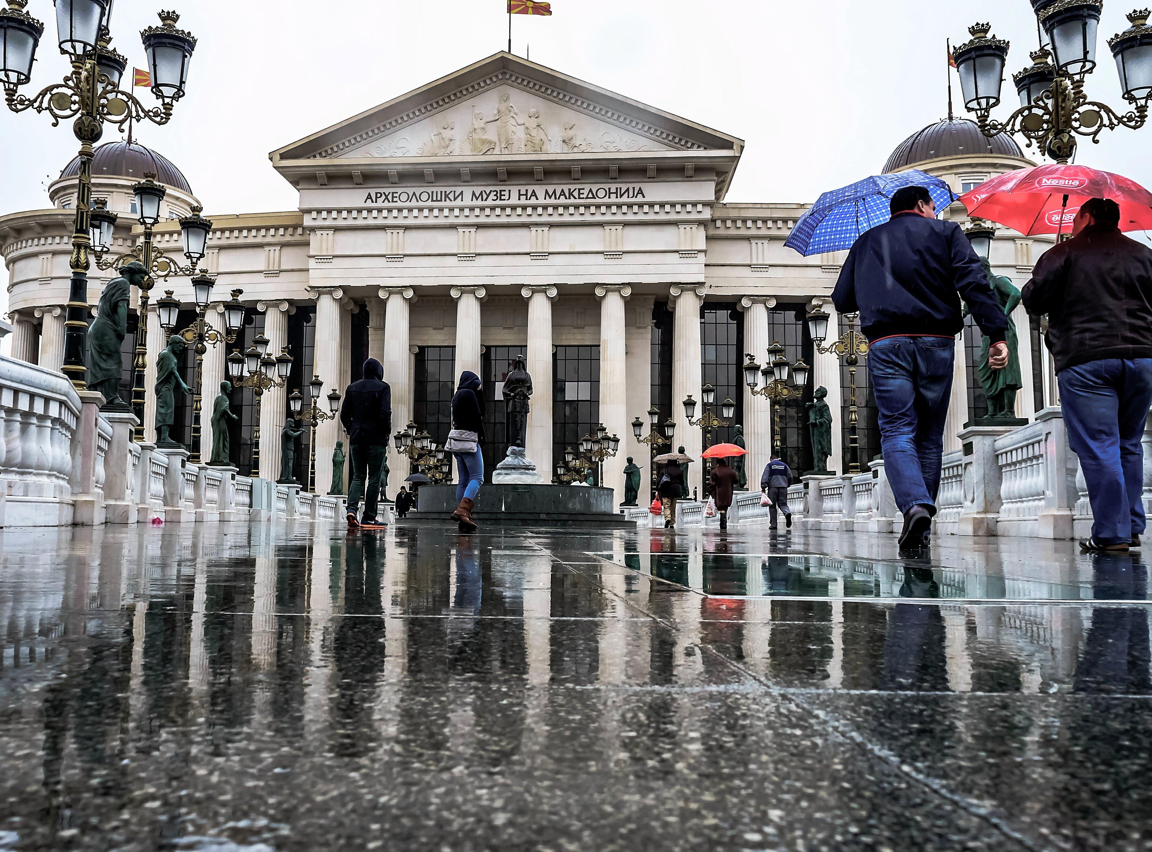 ВИКЕНД ПРОГНОЗА  Обилни врнежи од дожд   од понеделник заладување со снег