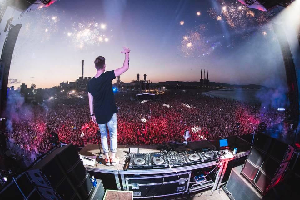 Nicky Romero live1