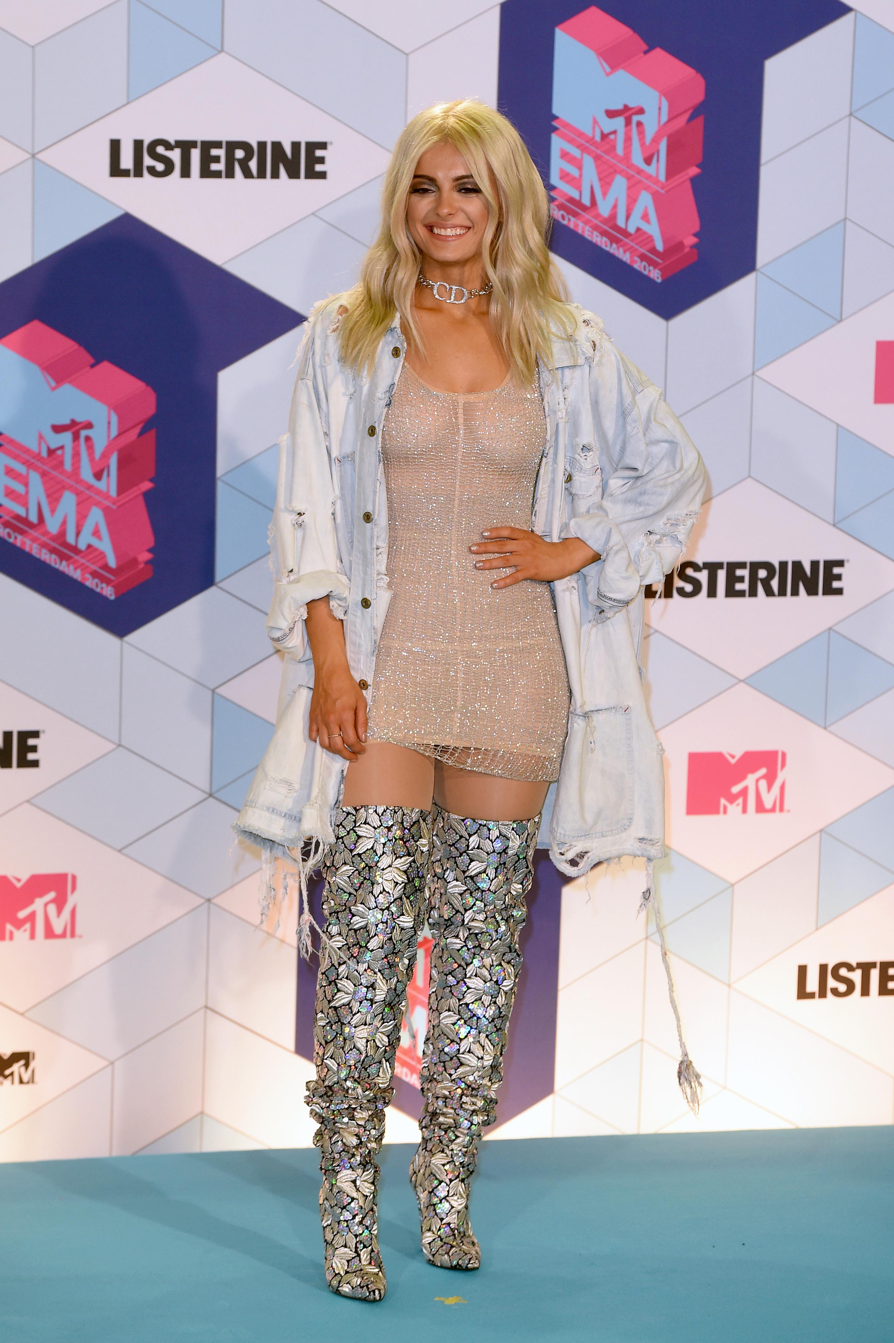 MTV EMA's 2016 - Winners Room