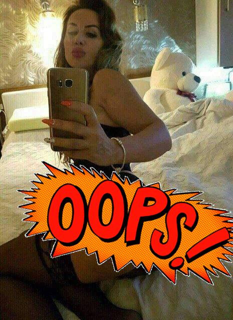 На интернет се појавија голи фотографии од Мелита Ракичевиќ - водителката вели дека и го украле телефонот