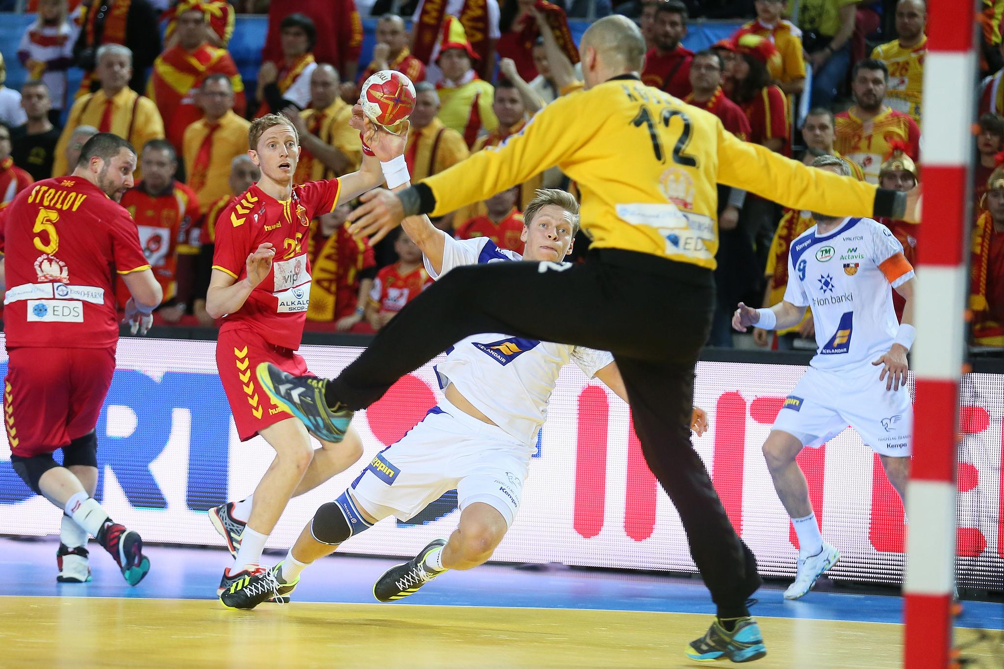 НЕРЕШЕНО ПРОТИВ ИСЛАНД: Македонија трета во групата, во осминафиналето ќе игра со Норвешка (ФОТО)