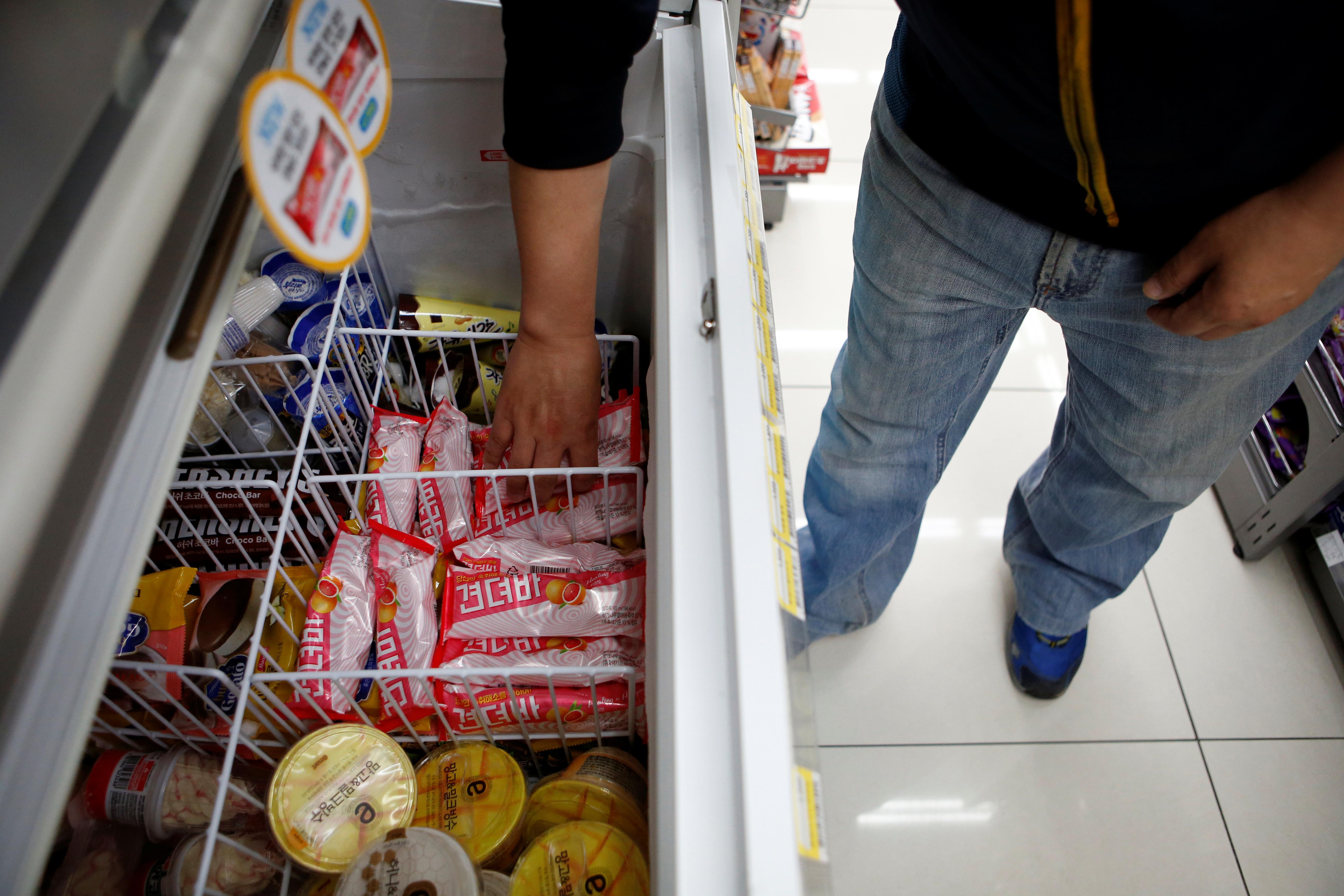 Јужнокорејците направиле сладолед за лечење на мамурлак