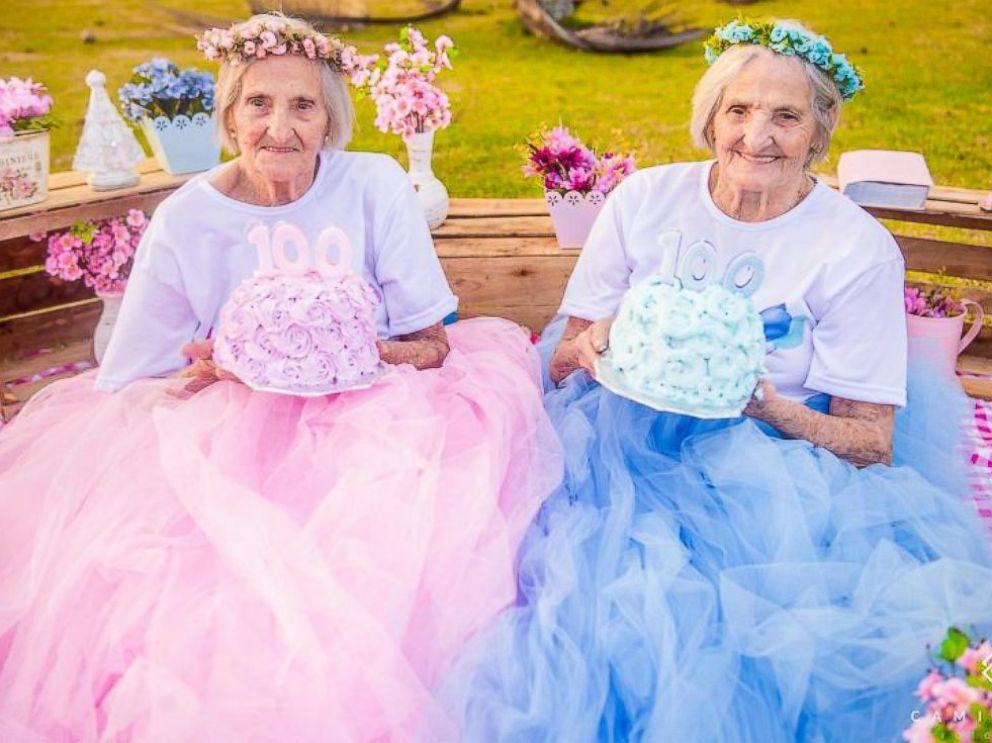 РОДЕНДЕН ОД БАЈКИТЕ: Фотографии како од бајка за стотиот роденден