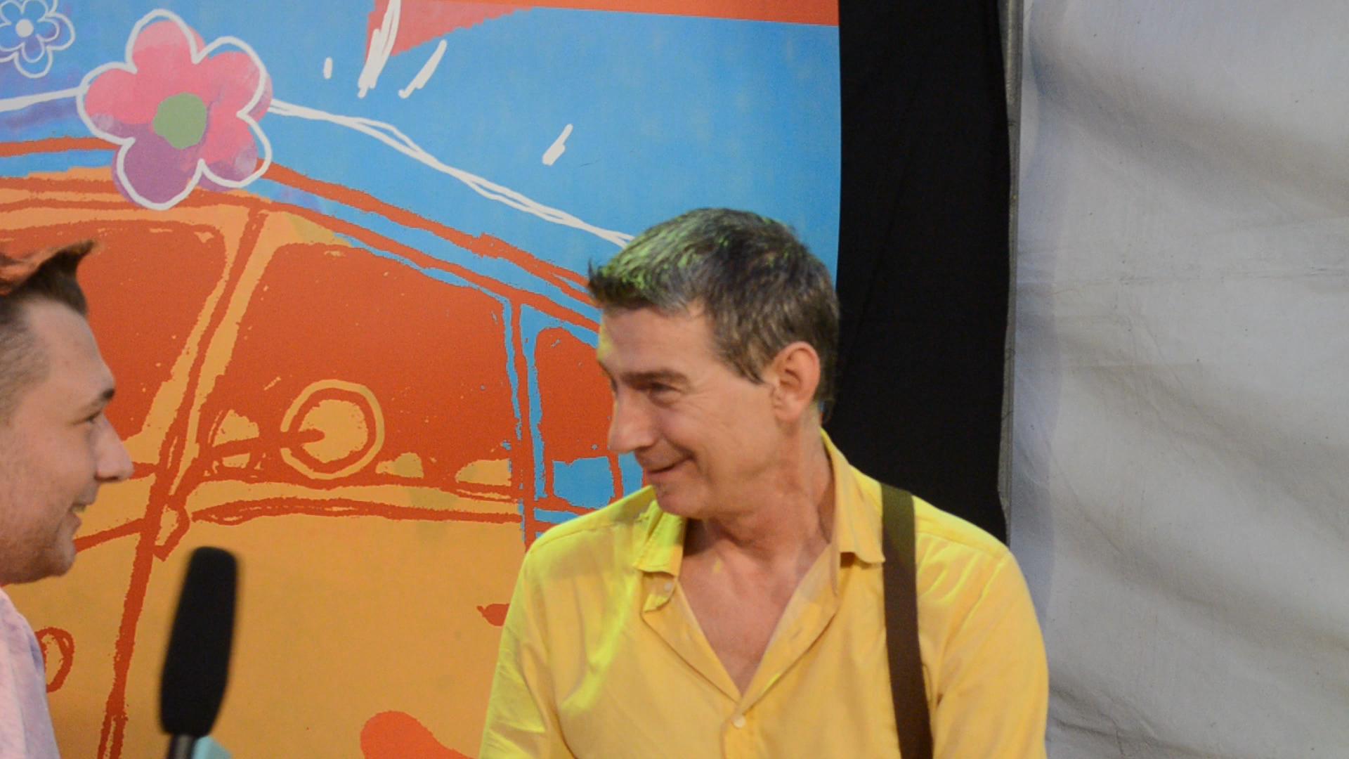 """МАСИМО САВИЌ: """"Секогаш уживам кога настапувам во Скопје"""" (ЕКСКЛУЗИВНО ИНТЕРВЈУ)"""