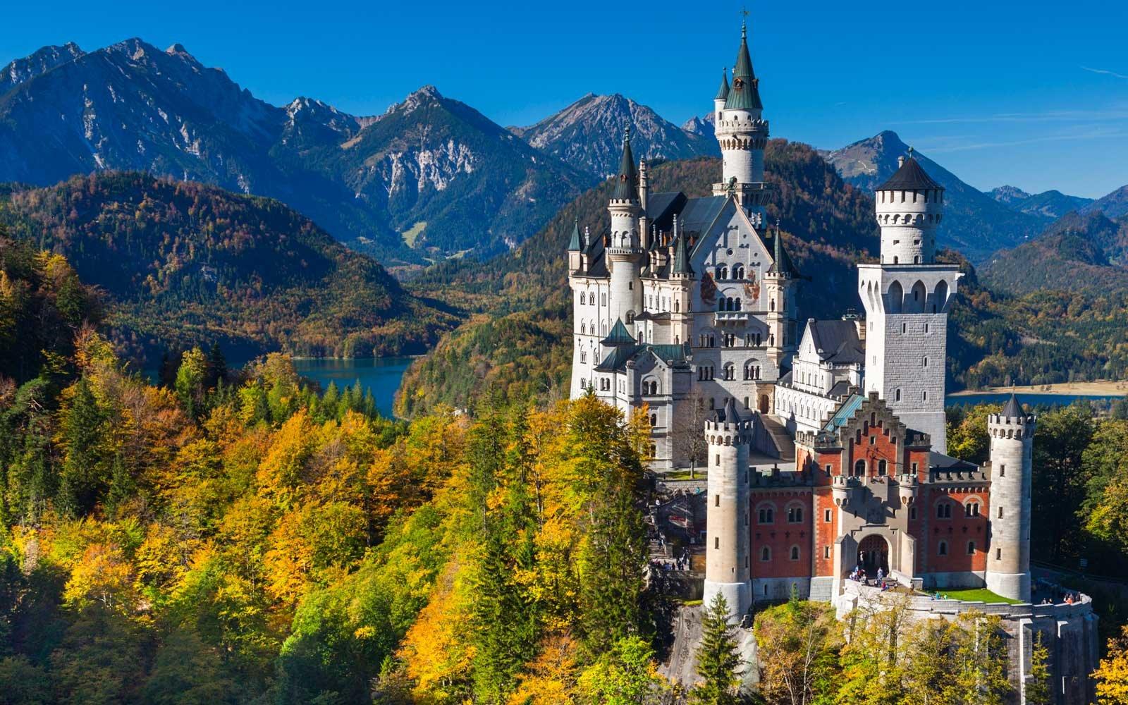 Туристички дестинации во Германија кои ќе ви го одземат здивот (ФОТОГАЛЕРИЈА)