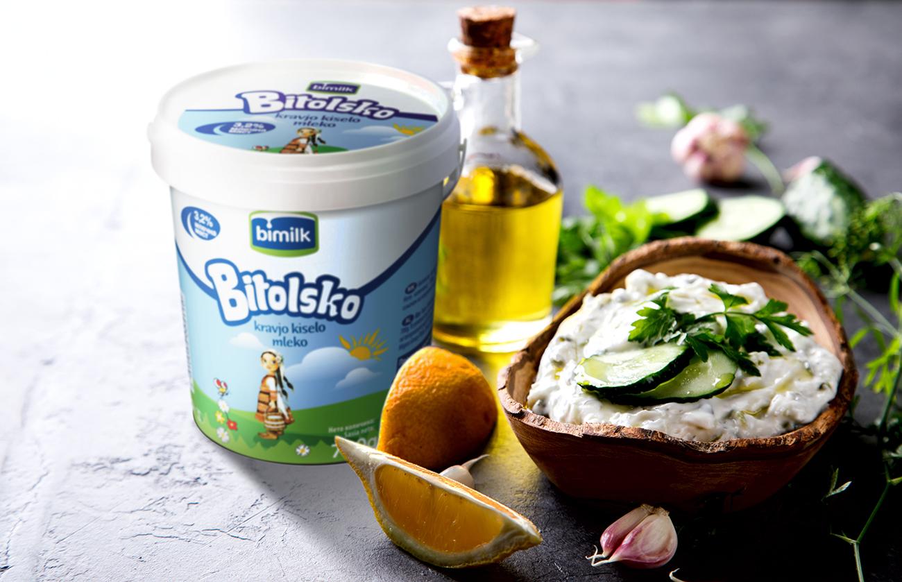 Ново семејно пакување - Битолско кисело млеко за целосно уживање