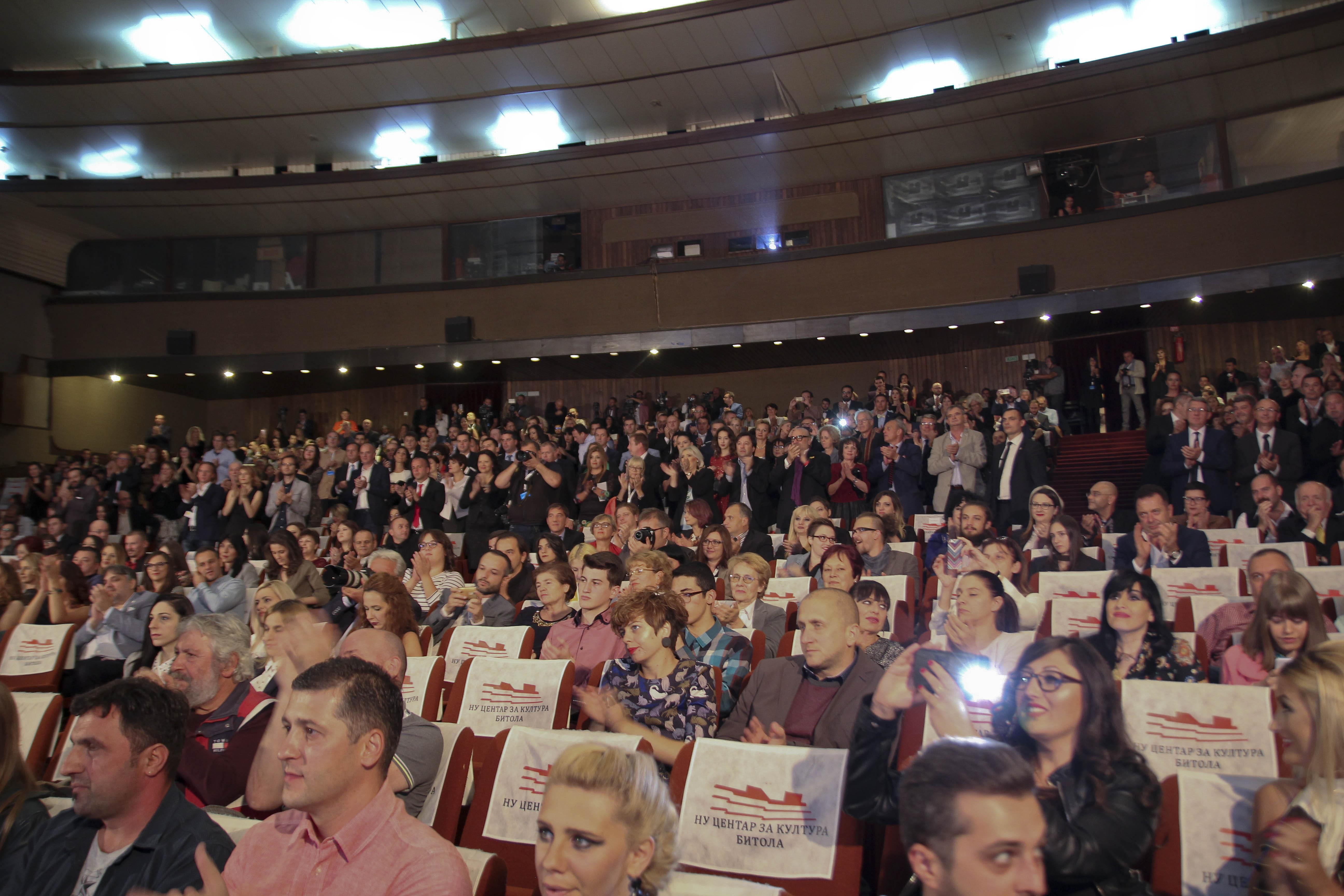 """Македонската премиера на краткиот филм """"Крајот на времето"""" го означи стартот на """"Браќа Манаки"""""""