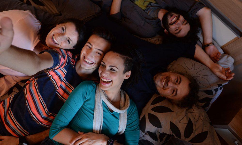 Новата серија  Фамилијата Марковски  од 23 септември на  Канал 5