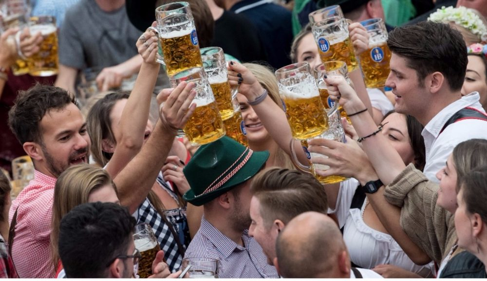 Октоберфест во првиот викенд го посетиле 600 000 луѓе