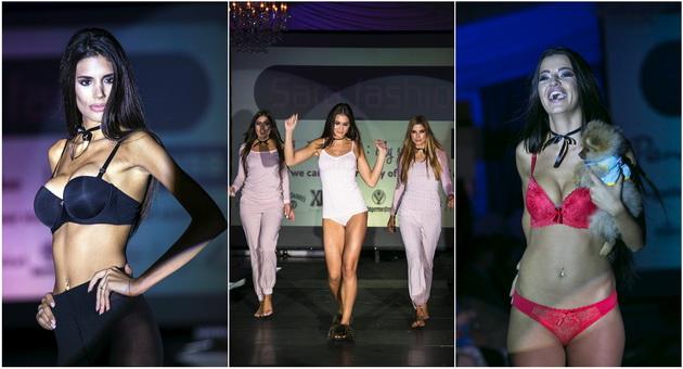 Сара Фешн со спектакуларно модно шоу го прослави 18 от роденден