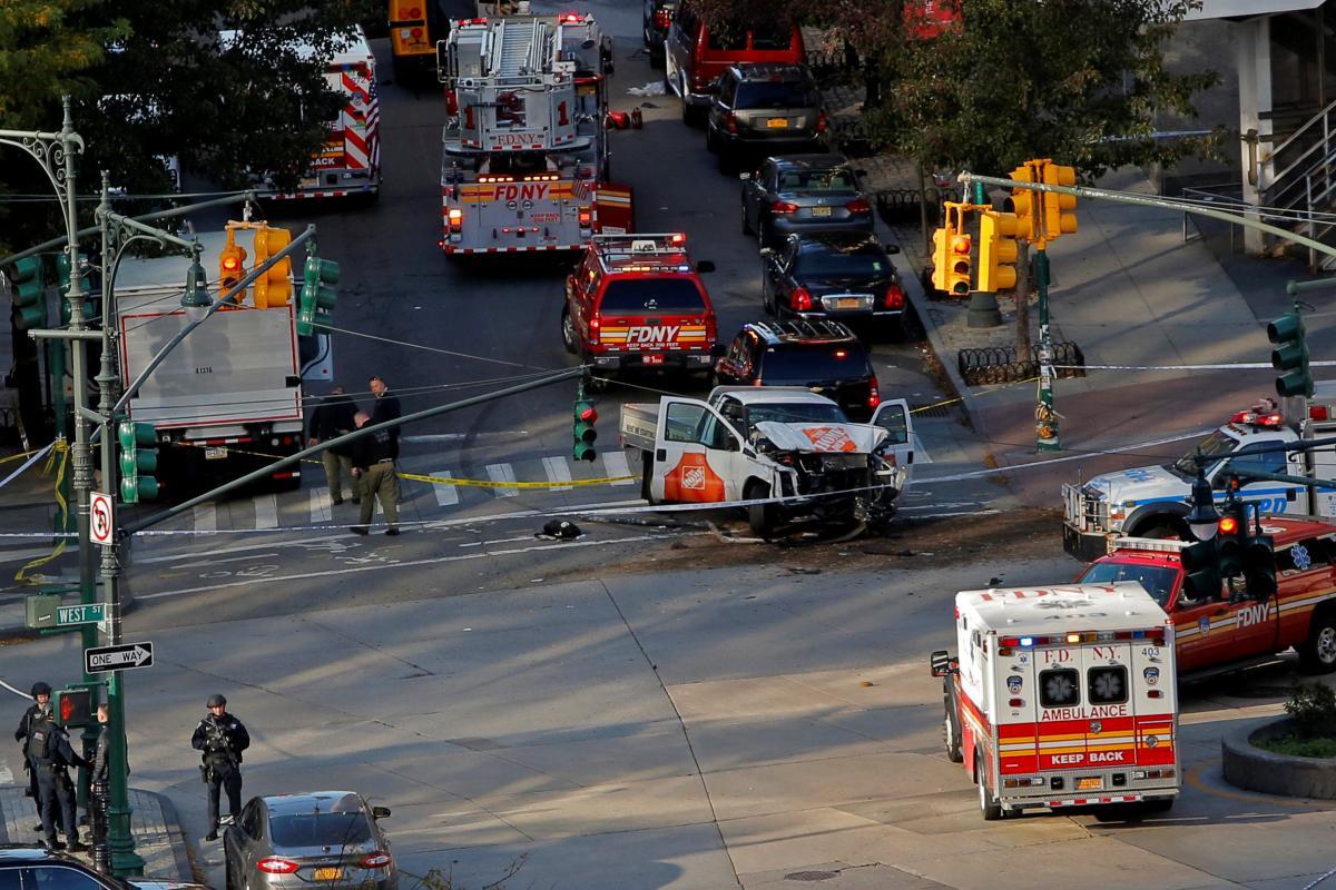Најмалку осум загинати при терористички акт во Њујорк