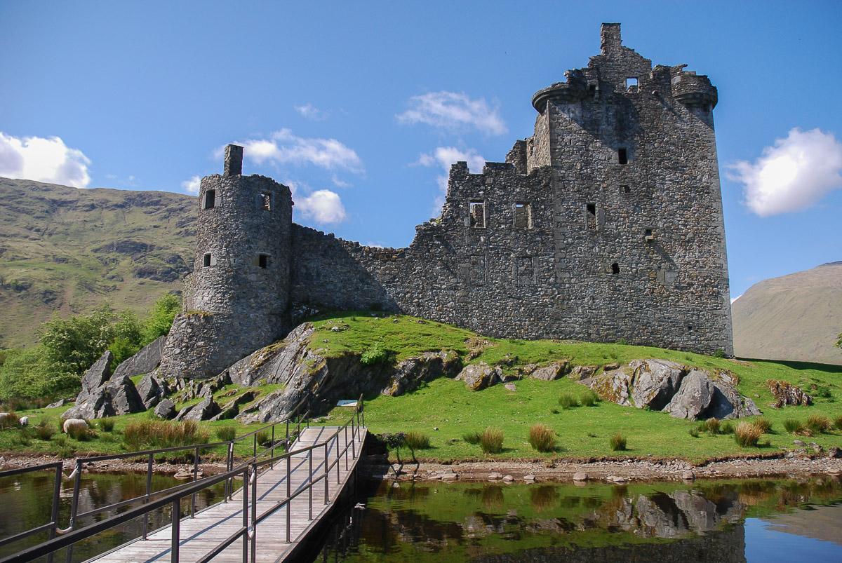 Тринаесет добри причини да се посети Шкотска (ФОТО)