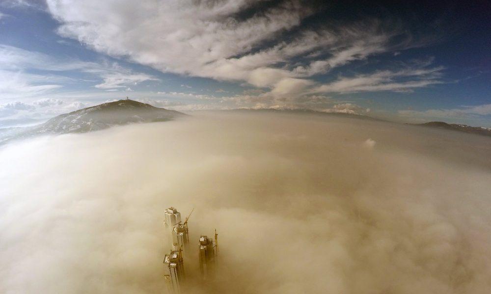 Во скопско Лисиче синоќа се дишел најзагаден воздух